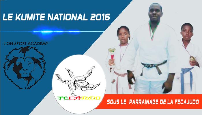 Le KUMITE National 2016 à Douala