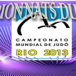 Logo championnats du monde Senior 2013