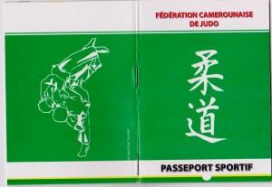 spécimen de passeport sportif