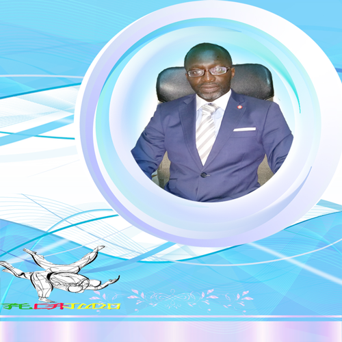 image président Alain christian kingue