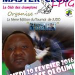MASTER FHAT 2016 au Gabon: Le Cameroun s'en tire avec 3 médailles dont 2 en Or