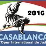 African Open Judo - Casablanca 2016 : Les résultats
