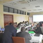 séminaire du développement de l'UAJ à Yaoundé (du 22 au 23 Décembre 2018)