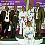 N'Djamena Cadet-Junior African Cup 2019: La sélection gagnante