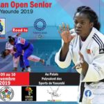 Yaounde African open senior 2019