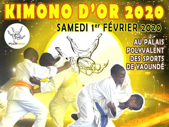 Image kimono d'or 2020 - fecajudo
